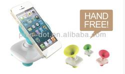 2014 new arrival funny cell phone holder for desk