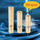Wholesale vaporizer cloutank m3 stingray skin handbag stainless steel&cooper panzer mod clone/IGO W4