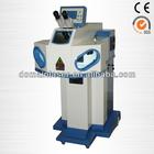 150W Laser Spot Welding Machine For Silver Earring