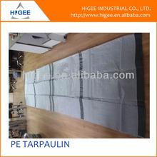 Hot selling great PE tarpaulin.balcony cover pe tarpaulin sheet