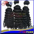 إحدى الجهات المانحة الرخيصة البكر مجعد الشعر الماليزي حليقة العميق، اللون الطبيعي، أعلى درجة الشعر التمديد الإنسان