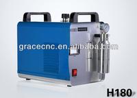 micro flame oxy-hydrogen polishing machine for acrylic H180