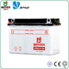 Zongshen Motorcycle Parts/12v6.5ah Storage Battery For Motorcycle CG125