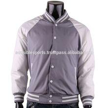 2013 New arrival long sleeves black custom jacket