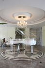 Crystal Grand Piano for hotels