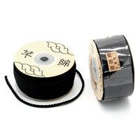 Nylon Cord String Jewelry Black 3mm Dia,1 Roll(approx 30M),Jewelry