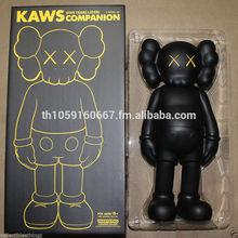 Medicom Black Kaws 5yl Companion OriginalFake Figure 2004