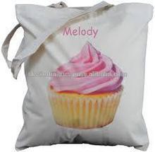 canvas reusable shopping bags with logo