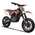 Big Toys Boy's Electric MotoTec Dirt Bike