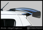 Carbon Fiber Roof Spoiler in Monster Style for Suzuki Swift/ Swift Sports