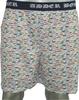 UNDERWEAR men boxer shorts adder brand Knitted with waistband (car)
