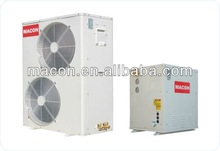 2014 new air to water midea wall split air condition with CE