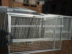 Galvanized Outdoor Welded Dog Kennel