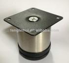 metal steel bed leg height adjuster A809