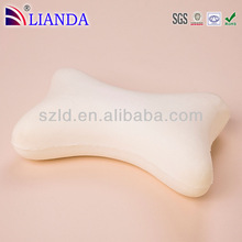 Memory foam neck pillow for car / memory foam bone shape pillow