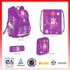 2014 New Style 4 pcs School Bag Set for kids