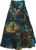Wholesale Popular Sanganeri hand printed wrap around skirt