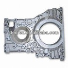 Aluminum Alloy Casting with Machining Process, Used in Auto Parts