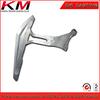 aluminum metal alloy cast equipment fitting solid