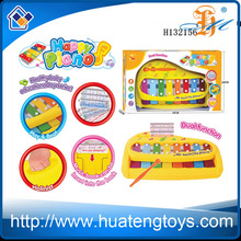 B/O musical instrument electronic organ ,plastic baby toys ,kid piano toys H132156