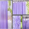 chinese bath shower curtain design