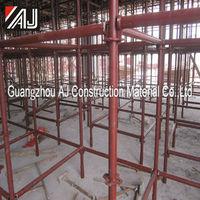 African market export scaffolding exporter in Guangzhou