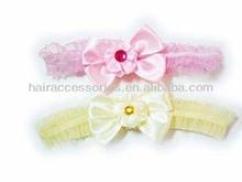 Wholesale bowknot baby lace headband