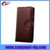 For Samsung note 3 case, flip leather cover cases for note 3