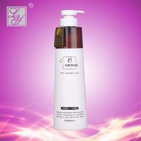 Popular Easy style vitamin B5 elegance and high quality hair gel