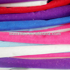 Polyester Silver Sequin Tulle Fabric