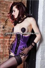 Slim waist cincher extreme corset lingerie in women underwear