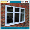 High safety glass window with Germany brand hardware DS-LP931