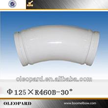 Putzmeister Boom M 70-5 Casting Concrete Pump DN125 Delivery Pipe Elbow