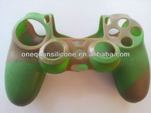 color printing silicone cover for ps4 controller,silicone cover for ps4 controller