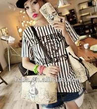 H143 three pieces set handbag trendy shoulder ladies bag