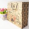 hot sale pop up paper shopping bag/wholesale kraft paper bags/Teddy bear paper bag