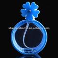 1oz 30ml rodada forma extravagante design bonito de vidro decorativo vazio frasco de perfume para mulheres