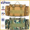 Military cordura bags mountain climbing leather travel bag