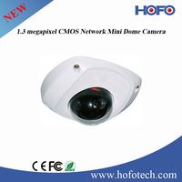 1.3 megapixel vandal proof Network Mini Camera, ip camera