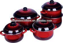Hot enamel turkey pot