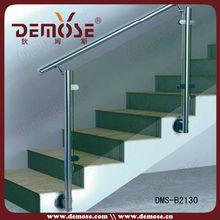 weather resistant fiberglass handrail for outdoor steps
