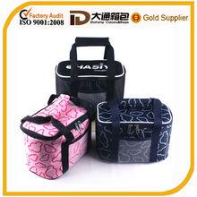 2014 fashion oxford wine bottle gel cooler bags for girls