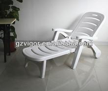 folding beach chair / reclining beach chair