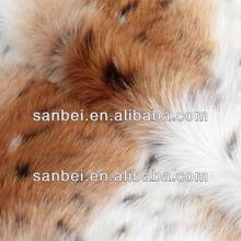 2014 Faux fox fur