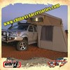 4x4 truck /car roof top tent / folding car tent with back awning