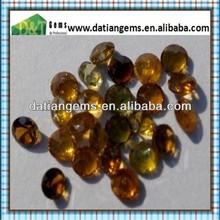 Alibaba com!!natural tourmaline 2mm yellow faceted tourmaline beads