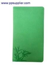 Pu Business Notebook Green Diary