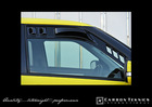 Carbon Fiber Window Air Duct in TM Square Style for Suzuki Swift/ Swift Sports