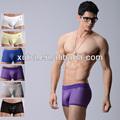 china personalizado silk pugilistas para cuecas lingerie sexy no sexo homens shorts t