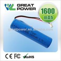 18650 panasonic li-ion battery